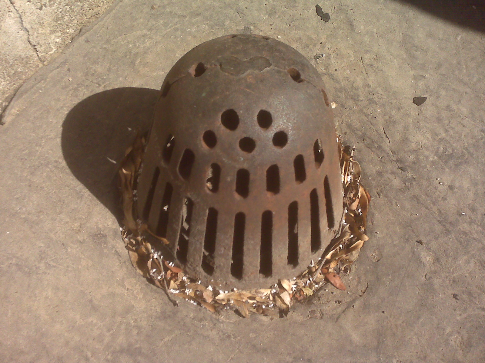 Help! My cast iron drains have rusted out! | Roofmaster