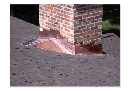 Finish Those Copper Jobs With U Seal Roofmaster