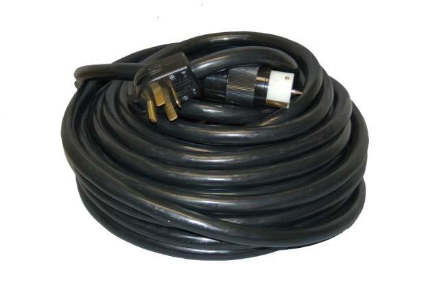 Drop cord