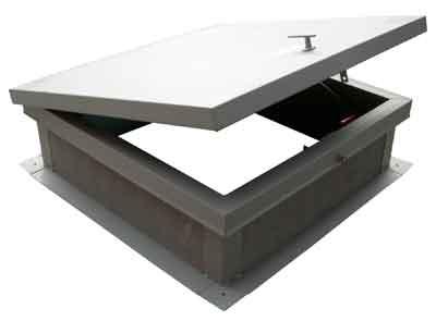 ladder hatch