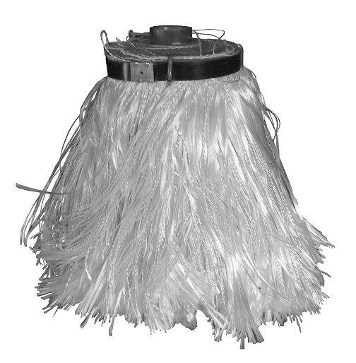 fiberglass mop