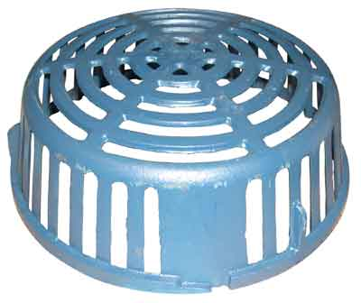 Z100 Zurn 12 Quot Cast Iron Dome Roofmaster