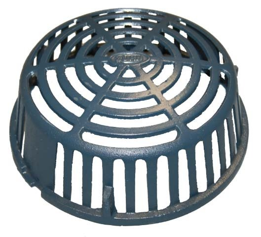 Zurn Univ 12 Quot Cast Iron Dome Roofmaster