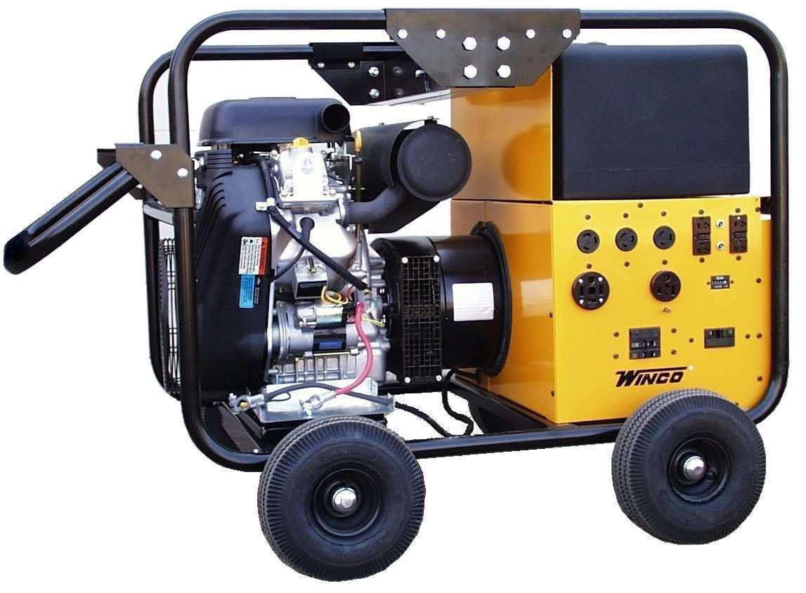 18KW Generator