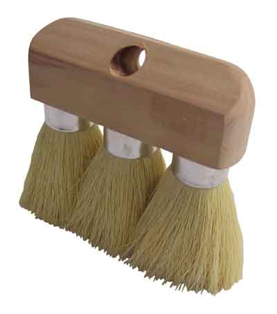 3 knot brush