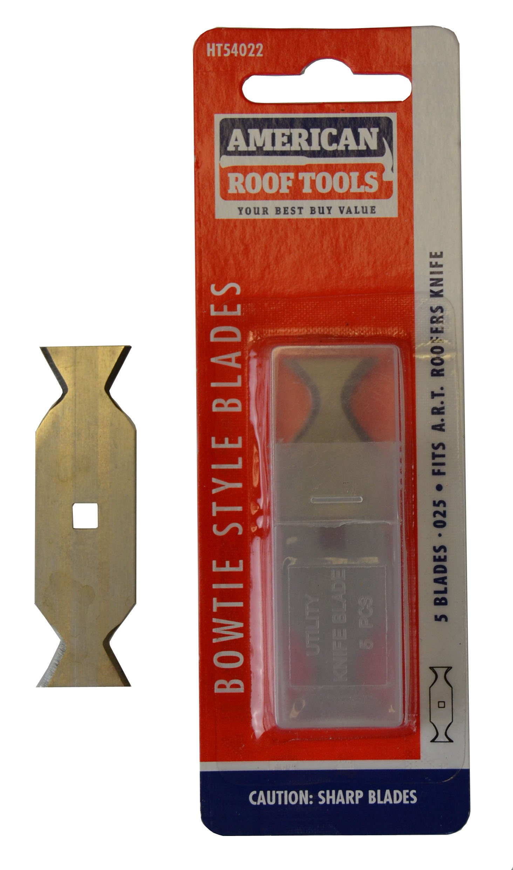 bow tie blades