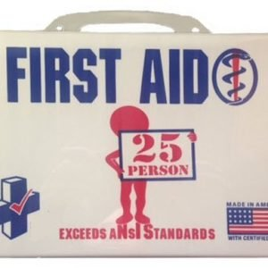 First Aid & Burn Kits