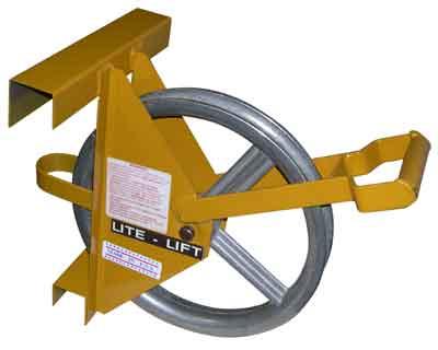 ladder wheel