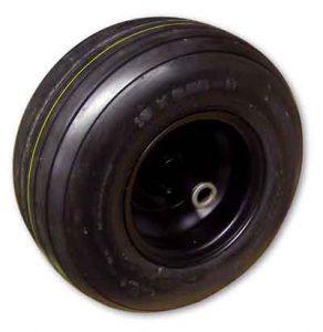 Non-Flat Lite tire