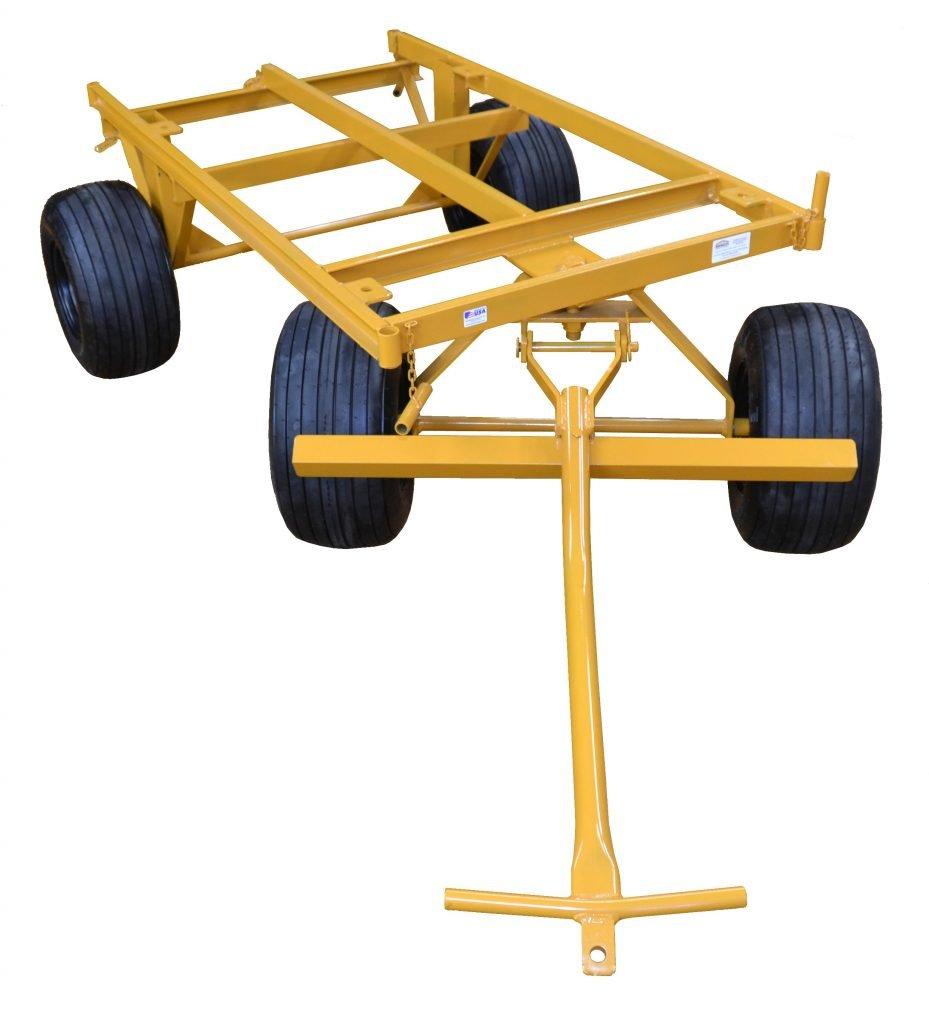 4 Wheel Trailer W Non Flatlite Roofmaster