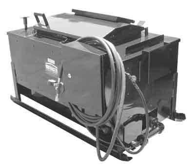showerpan kettle