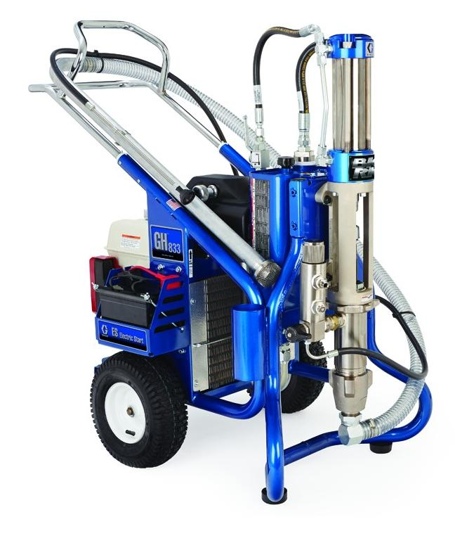 Spraying system france